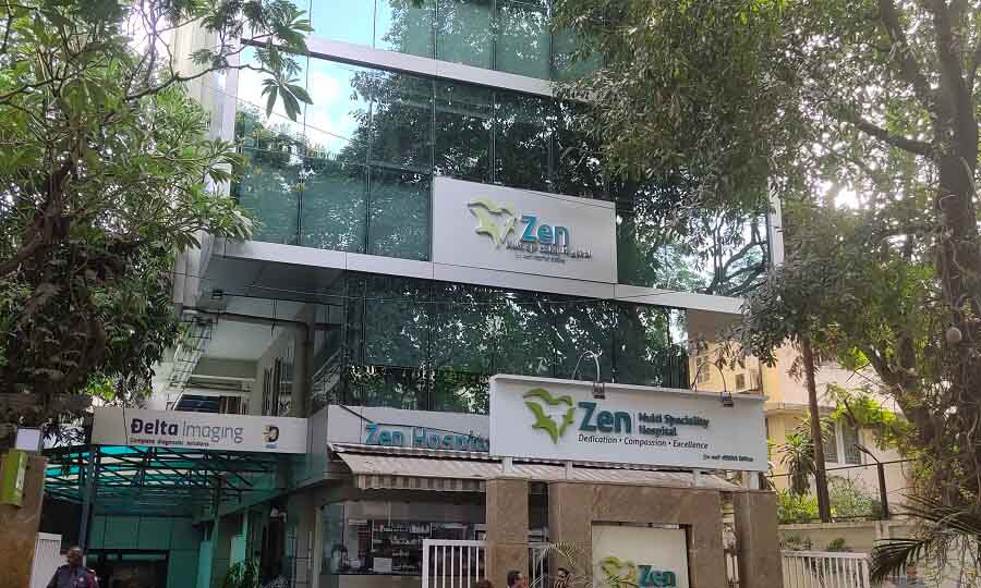 Best Multi Specialty Hospital in Mumbai - Zen Hospital