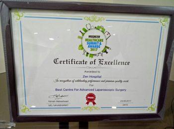 Best Centre For Advanced Laparoscopic Surgery