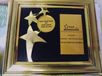 Insurance - Best Practices Award